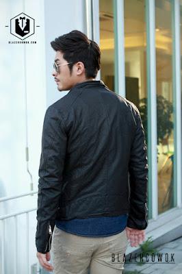 blazer cowok blazercowok.com jaket korean jas pria sk52 c