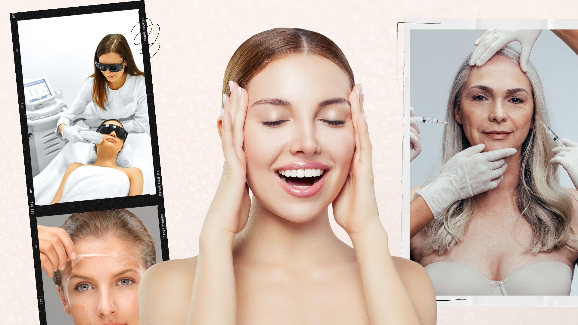 TOP 5: Tratamientos de la medicina estética facial