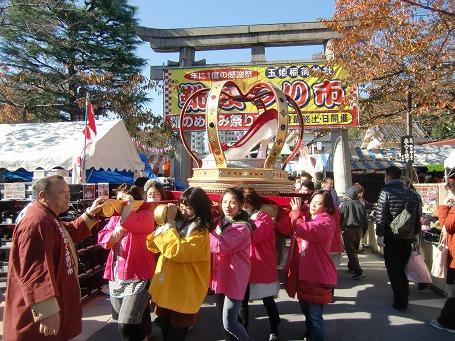 Shoes Festival at Tamahime Inari Shrine, Taito, Tokyo