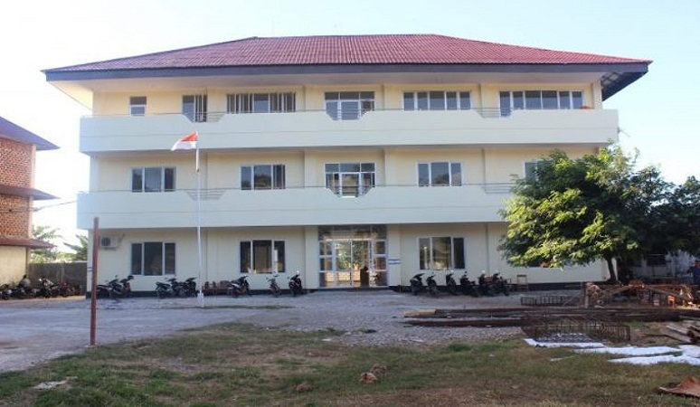 PENERIMAAN MAHASISWA BARU (STIKES-MK) 2018-2019 SEKOLAH TINGGI ILMU KESEHATAN MARANATHA KUPANG