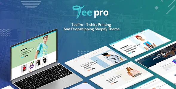 Best T-shirt Printing And Dropshipping Shopify Theme