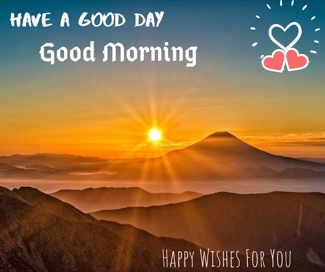 Good Morning  sun rising images . Good morning Images