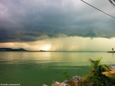 Koh Samui, Thailand daily weather update; 18th June, 2016