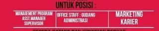 posisi lowongan PT BJM Group Tulungagung