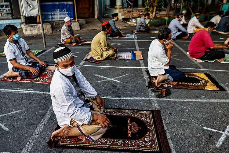 Soal Larangan Pelaksanaan Sholat Idul Adha, MUI Justru Tanggapi Begini