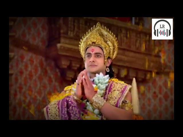 Yudhistir Rajyabhishek theme song lyrics in hindi and english - Mahabharat