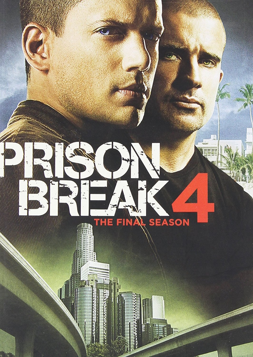 Prison Break 4ª Cuarta Temporada 720p HD Latino - Ingles - Seriesplex