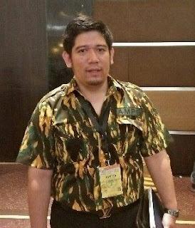 Raski A Mokodompit SH Resmi Pimpin AMPG Sulut