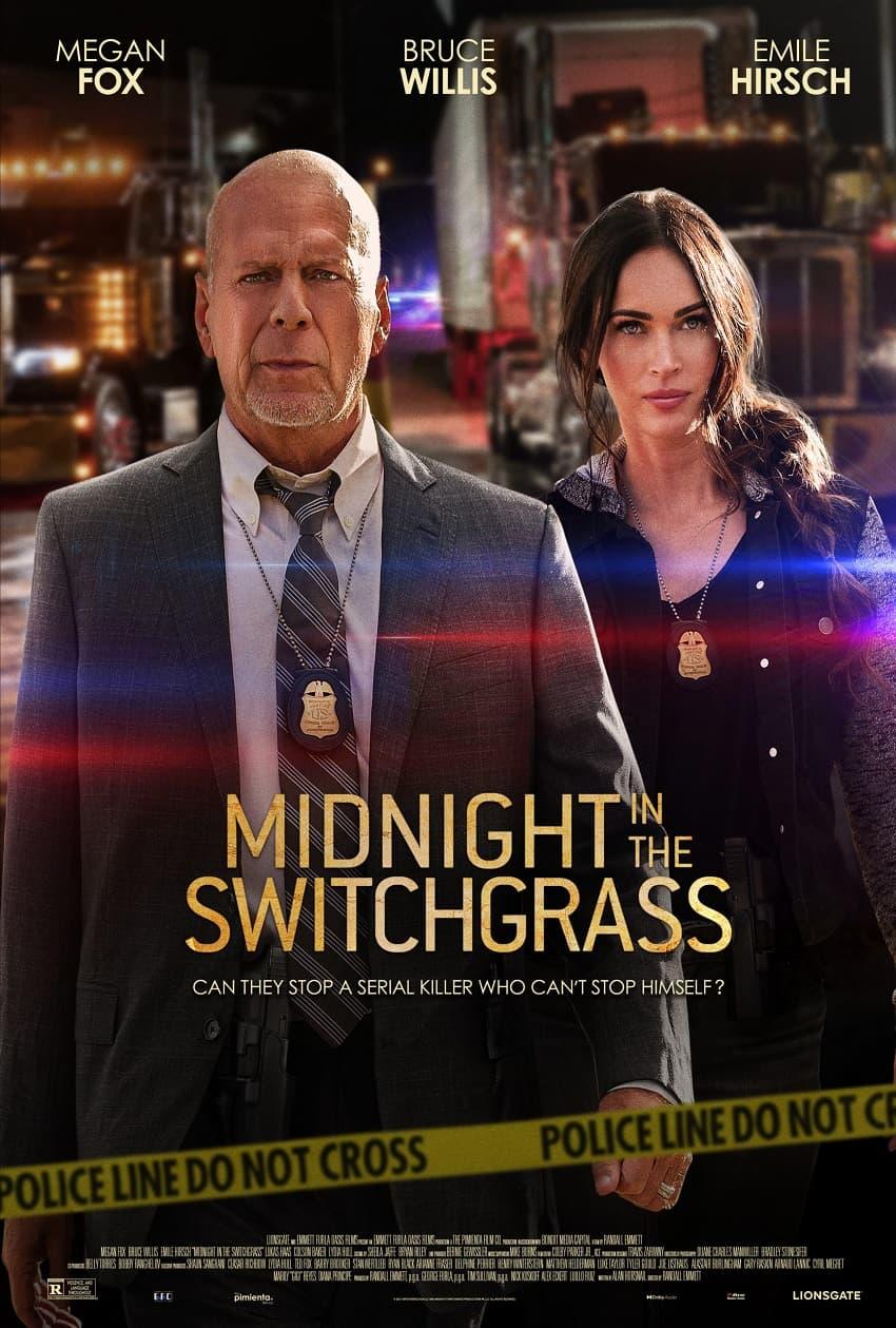 Lionsgate показала трейлер триллера «Полночь на злаковом поле» - Постер