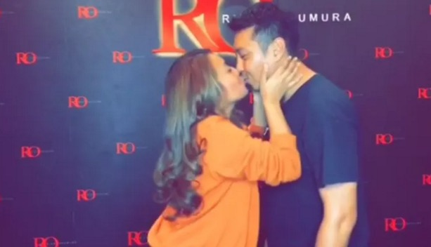 Nabila Huda Dikecam Kongsi Gambar Cium Suami