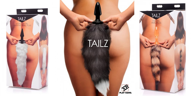 Fox Tailz Plugs at The Spot Dallas