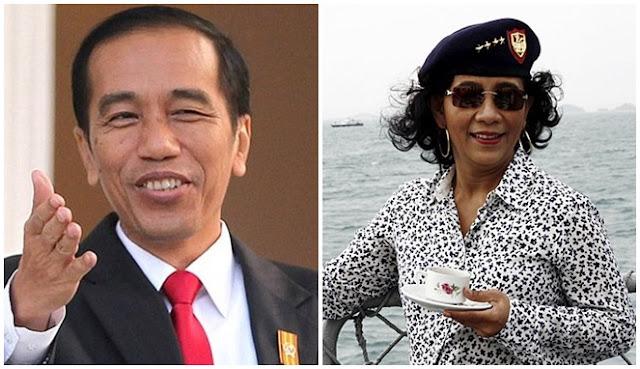 Susi Pudjiastuti Sebut Presiden Indonesia Tidak Mungkin Didengar Internasional