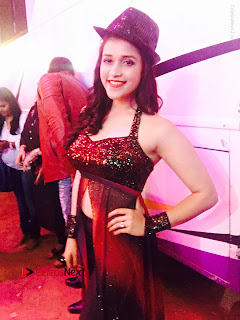 Actress Mannara Chopra Latest Stills at New Year Celetion Event 2017  0015.jpg