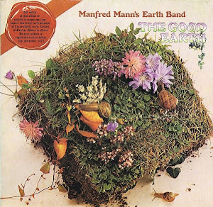 "MANFRED MANN EARTH BAND : ""The Good Earth"" 1974"