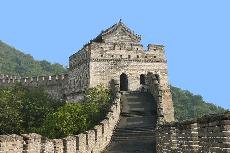 Le sette meraviglie del mondo moderno: la Grande Muraglia Cinese