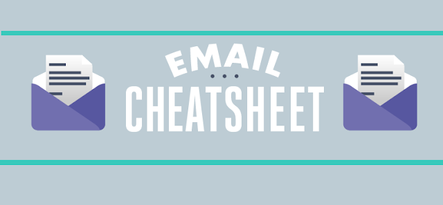 Email-Marketing-Cheat-Sheet #Infographic