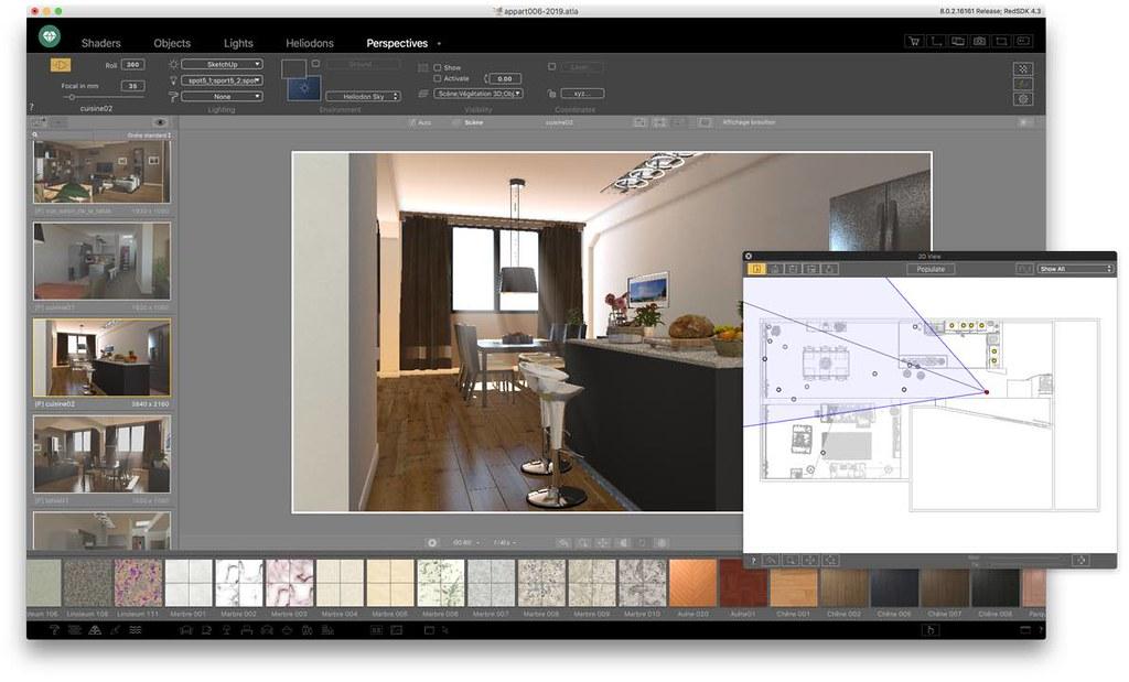 تحميل برنامج  Artlantis 2020  لإنشاء تصميمات ثلاثية الأبعاد