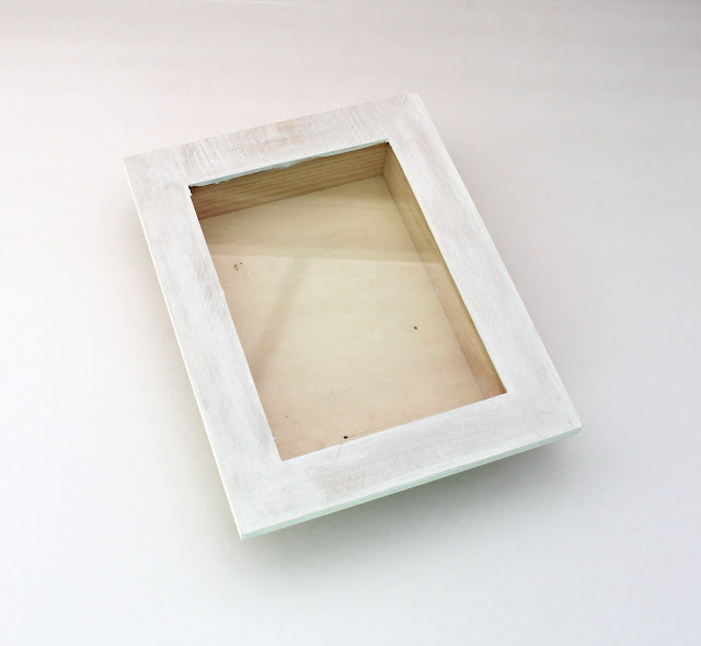 Diy Sonogram Keepsake Shadow Box Delightfully Noted