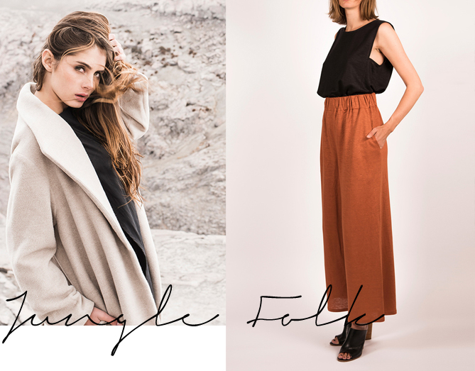Jungle Folk Ethical Fashion Brand