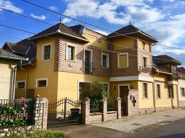 Pensjonat Krisztina Vendégház, Eger, Węgry