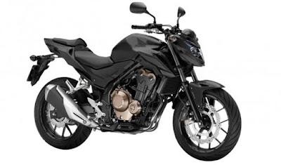 Sepeda Motor Honda CB500F 1