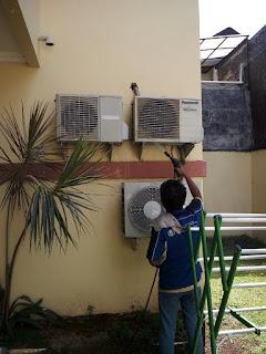 Layanan Jasa Service AC Tangsel ( Bsd, Pamulang, Ciputat, Bintaro, Rempoa, PondokCabe, Cirendeu )