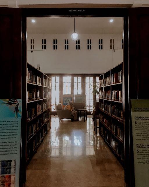 Jurusan Ilmu Perpustakaan
