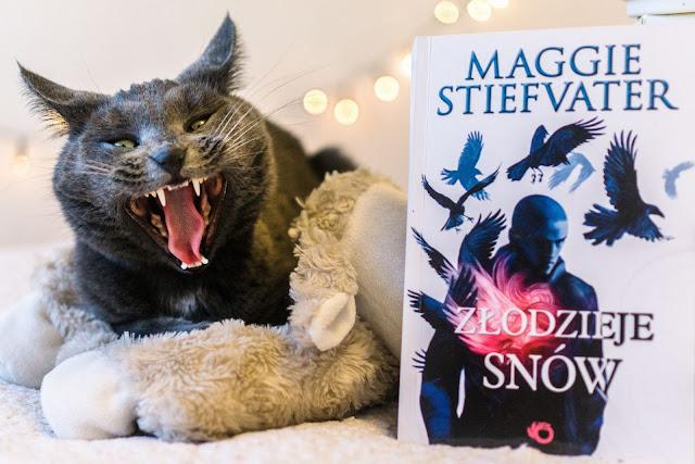 """#45 Maggie Stiefvater """"Złodzieje snów"""""""