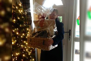 belfast city bmx club Christmas hamper winner
