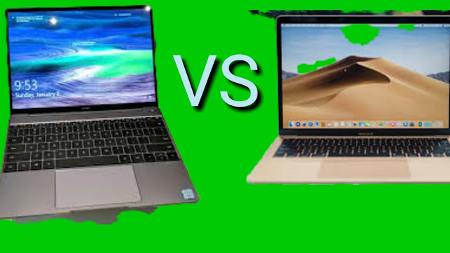 Huawei Matebook 13 and Macbook Air 2018 which one is the king?