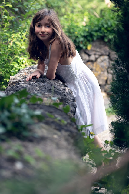 Elleanor de Provence robe fraîche
