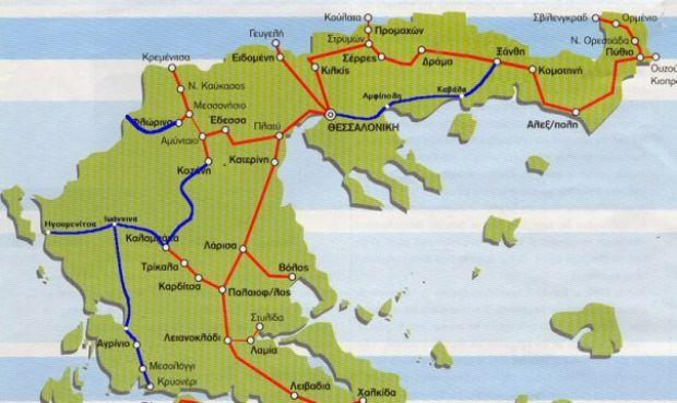 Σιδηροδρομική Εγνατία: Το επόμενο mega Σιδηροδρομικό έργο της Ευρώπης, θα είναι στην Ελλάδα