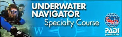 Underwater Navigator course