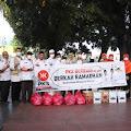 DPD PKS Kota Bengkulu Tebar 3.000 takjil se Kota Bengkulu
