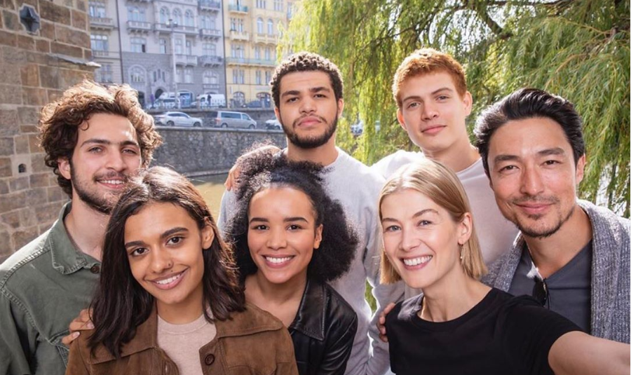The Wertzone: First cast picture of the WHEEL OF TIME TV series released