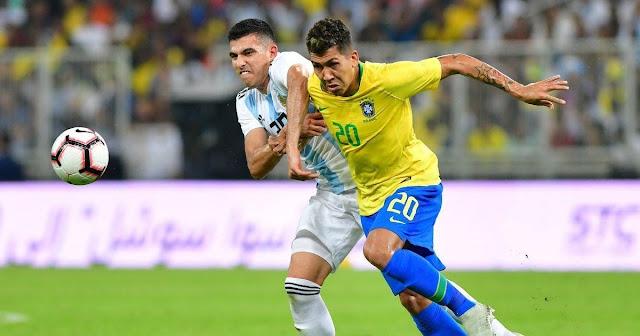 Trận bán kết Copa America: Cuộc chiến của 2 gã khổng lồ Brazil và Argentina 1