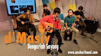 Download Chord Kunci Gitar D'masiv – Dengarlah Sayang