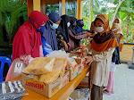 """Karangtaruna """"Citanaya'' Prapagkidul, Gelar Bazar Ramadhan Harga Terjangkau Masyarakat"""