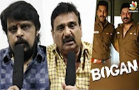 No one is the owner of Bogan script here : Director Vikraman, Ramesh Khanna Interview