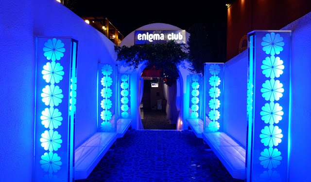 Enigma, Santorini
