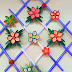 Paper Quilling Wall Hangers for Room Decoration
