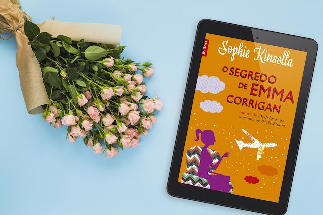 Resenha: O segredo de Emma Corrigan