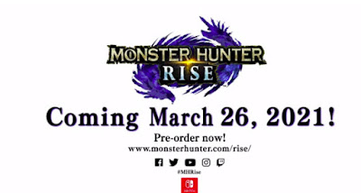 Review Game Monster Hunter Rise