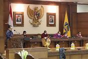 Berikut Jawaban Gubernur Atas Pandangan Umum Seluruh Fraksi ri DPRD Bali
