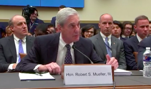 Mueller explains decision not to subpoena Trump