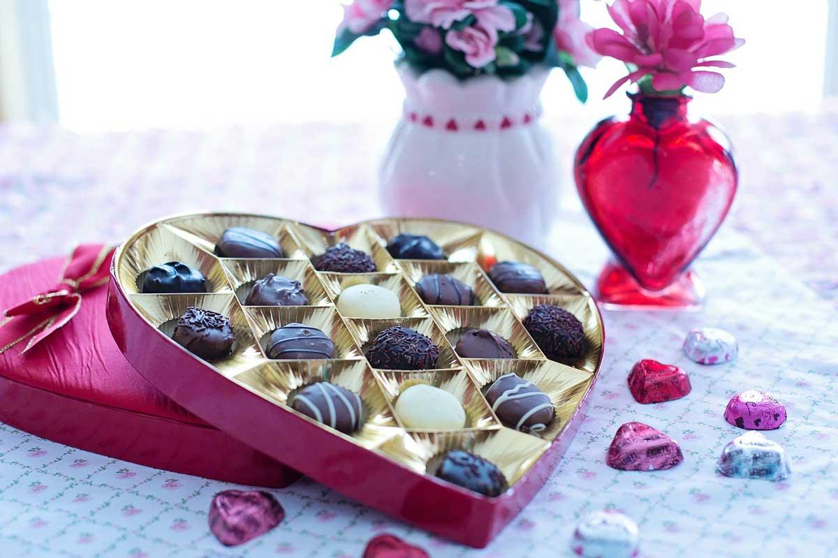 Luxurious Chocolates