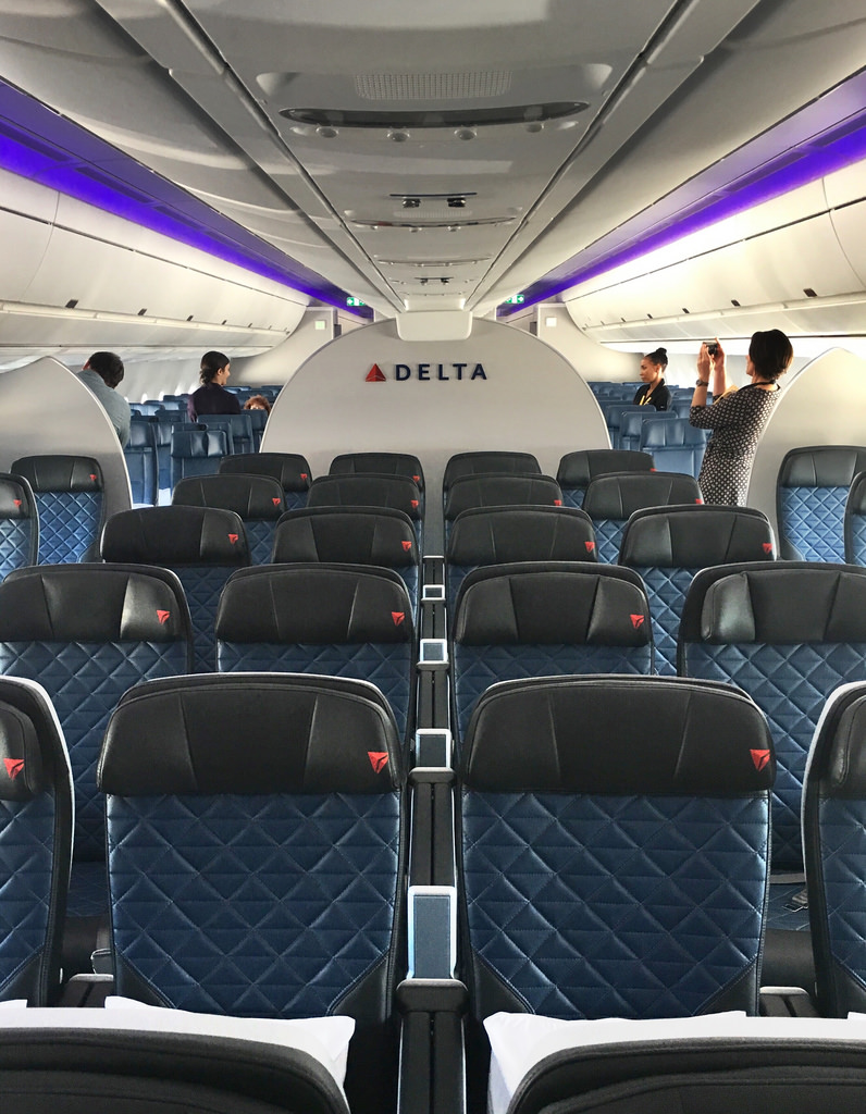 Los Angeles to Shanghai with Delta Premium Economy from $821