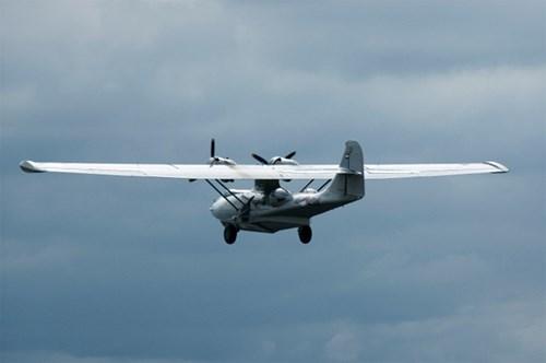 Máy bay bị cướp và gặp nạn giữa đại dương làm chấn động lịch sử