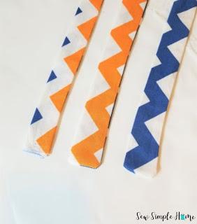 Easy kids apron pattern