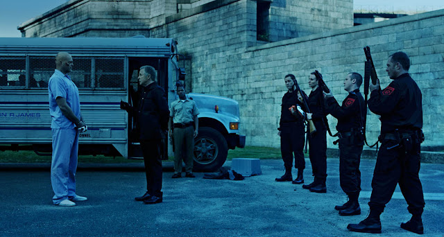 Vince Vaughn, Don Johnson - Brawl In Cell Block 99 (2017)